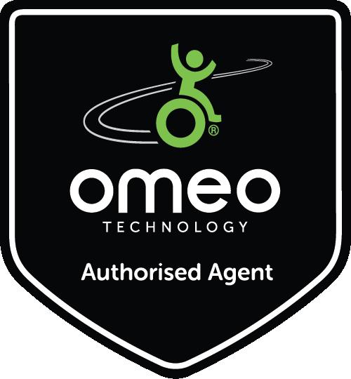 Omeo Authorised Agent Logo